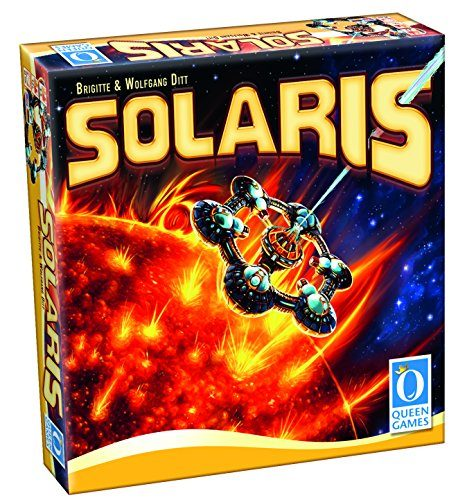board game � solaris � yurnebi